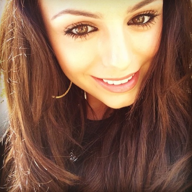 Cher Lloyd selfie on birthday, Instagram, 28 July