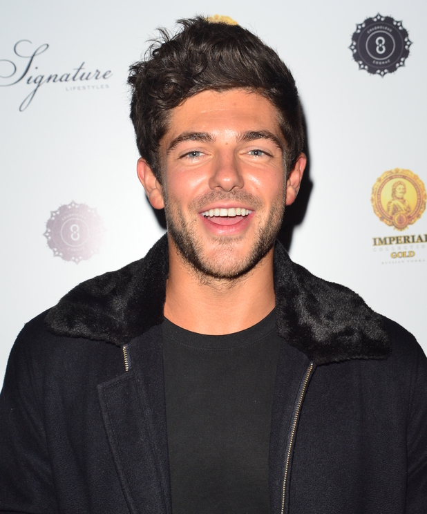 Made In Chelsea's Alex Mytton at Imperial Collection Gold Russian Vodka launch party 11/08/2013 London, United Kingdom