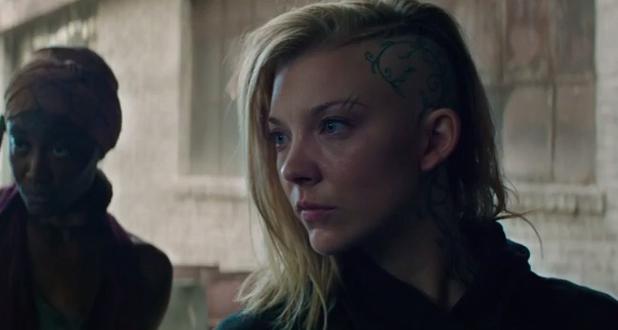 The Hunger Games: Mockingjay - Part 1 trailer - Natalie Dormer as Cressida