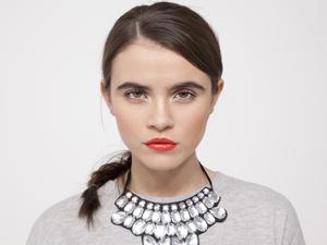 Reveal Advertorial: Very.co.uk / orange lips