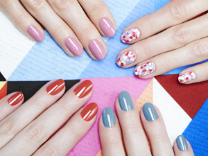 Reveal Advertorial: Very.co.uk / nail colours