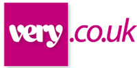 Very.co.uk logo for Reveal Advertorial.