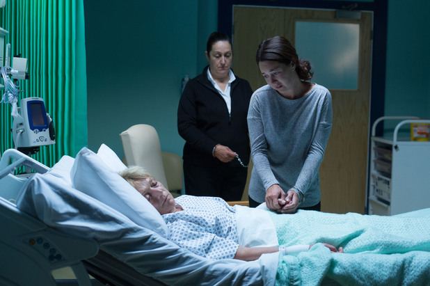 EastEnders, Stacey visits Jean, Thu 7 Aug