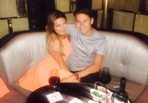 Sam Faiers and Joey Essex enjoy a date night together - 5 August 2014