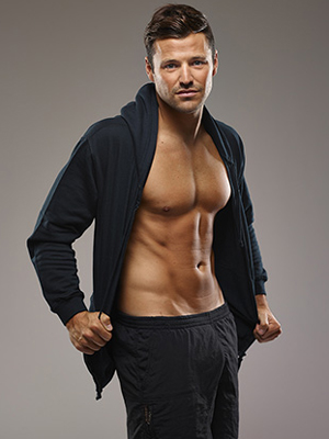 Mark Wright is the new face of Super7, August 2014