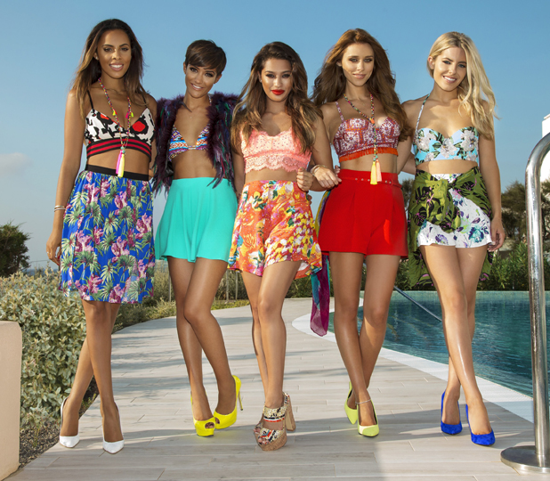 The Saturdays in Ibiza to celebrate ten years of First Choice Villages, 2014