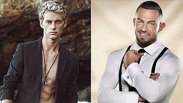 Robin Windsor pulls out of Strictly Come Dancing and is replaced by Trent Whiddon, 6 August 2014