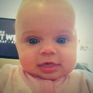 Kerry Katona shares photo of baby daughter Dylan-Jorge Rose