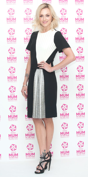 Fearne Cotton Announced as Ambassador for Tesco Mum of the Year Awards 2015 at the Savoy Hotel, London 15 August
