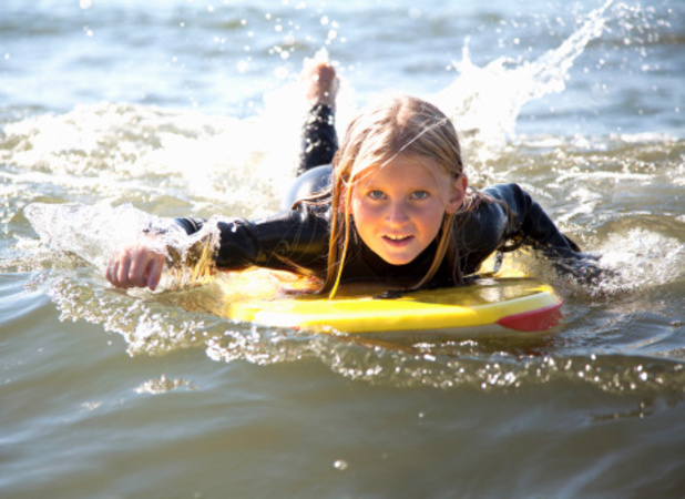 Jemima Chambers, fell asleep on body board then drifted out to sea