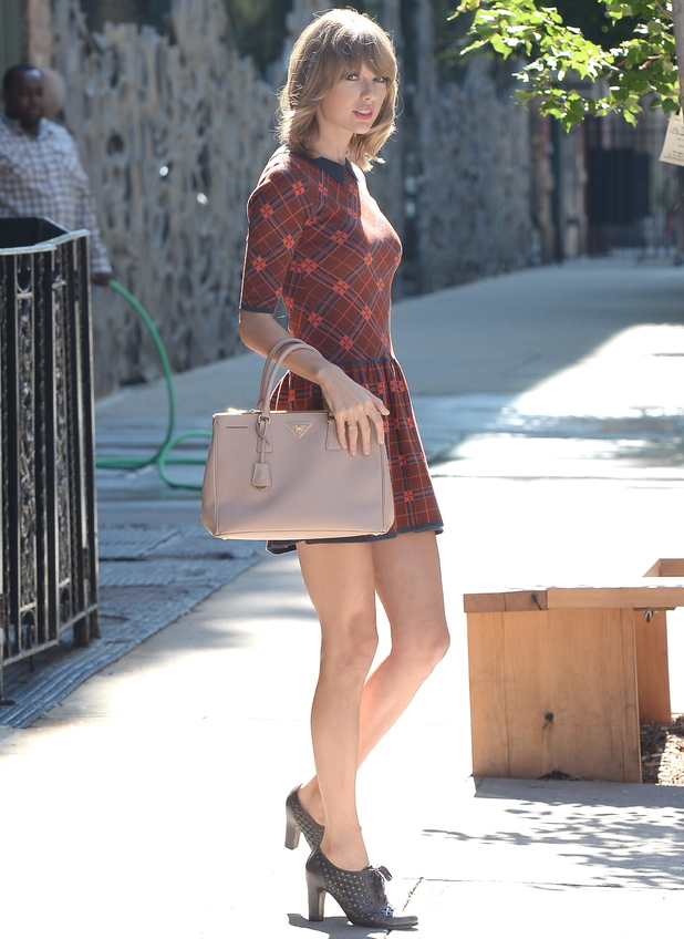 Taylor Swift out in New York, US 14 August