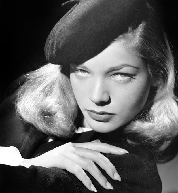 The Big Sleep (1946) Directed by Howard Hawks Shown: Lauren Bacall (as Vivian Sternwood Rutledge)