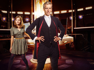 Saturday's TV pick: Doctor Who is back starring Peter Capaldi