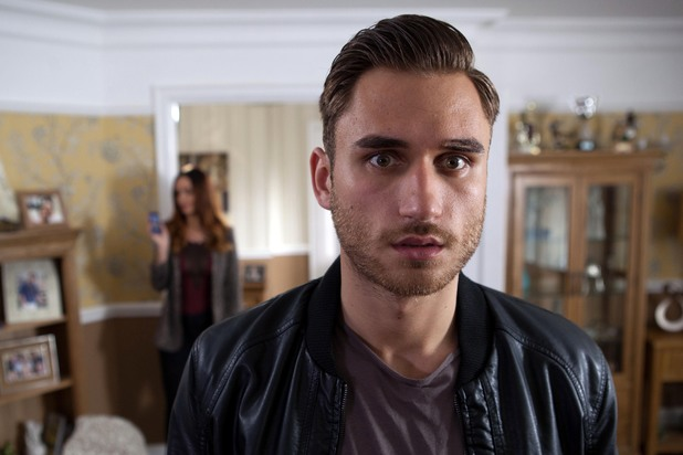 Hollyoaks, Freddie confesses, Tue 19 Aug