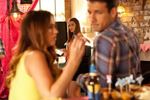 Hollyoaks, Sienna's jealous, Thu 21 Aug