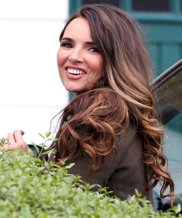 Nadine Coyle out and about, London, Britain - 15 Aug 2014