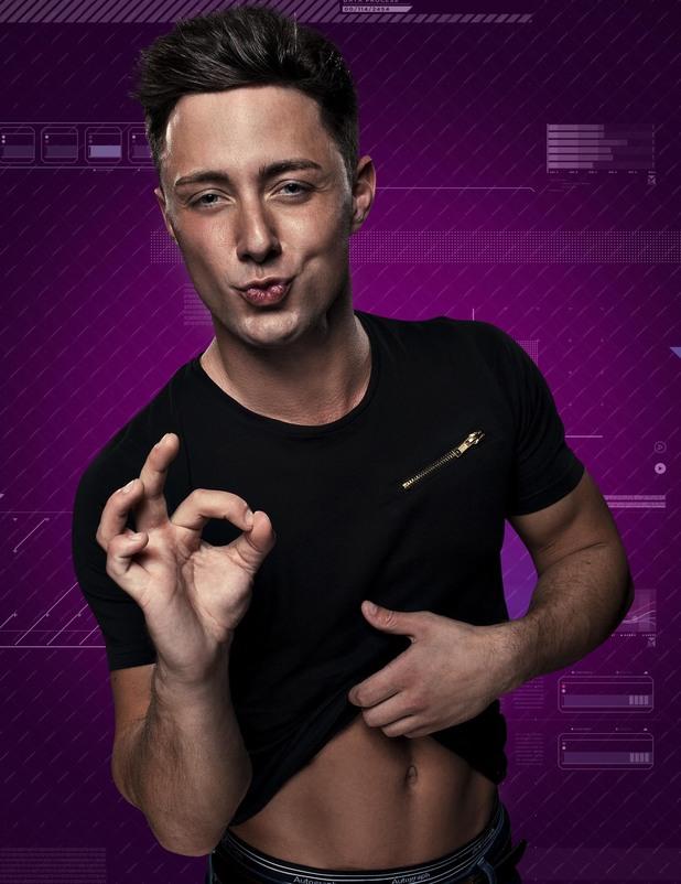 Ricci Guarnaccio, Celebrity Big Brother Summer 2014