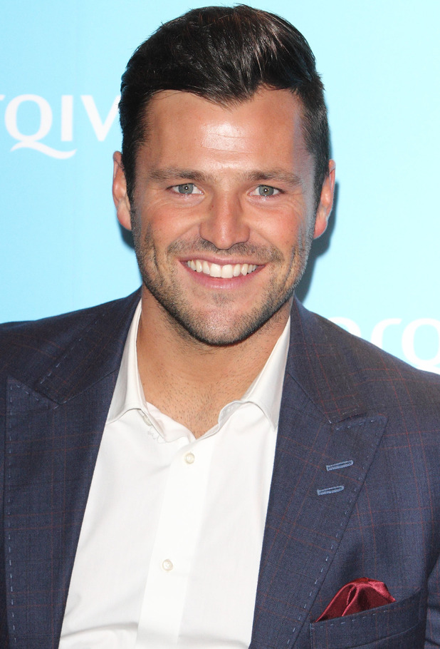Mark Wright at the Arqiva Commercial Radio Awards, 07/03/2014