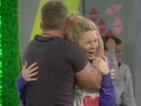 CBB: Stephanie comforted after catching George flirting with Edele!