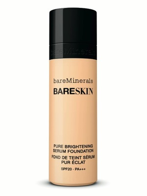 bareMinerals BARESKIN Pure Brightening Serum Foundation, QVC