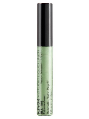 NYX Studio Liquid Liner in Extreme Green, £4.50