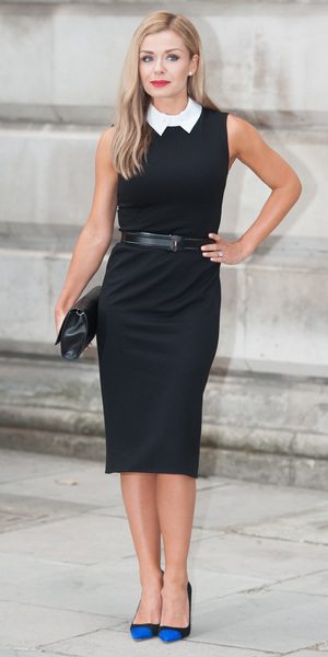 Katherine Jenkins attends the Best of Britain's Creative Industries reception in London, England - 30 June 2014