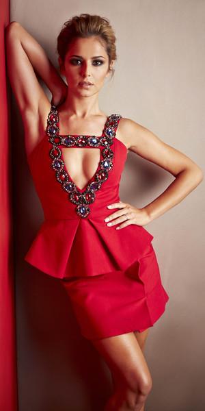 Cheryl Fernandez-Versini, The X Factor photocall, ITV 26 August