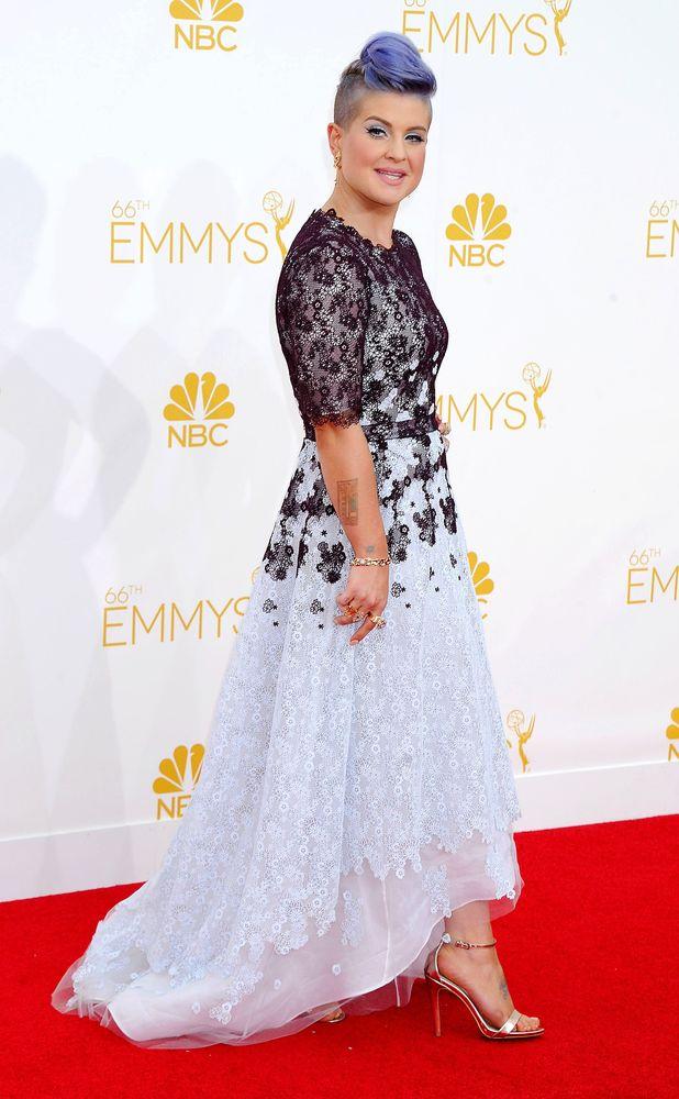Kelly Osbourne, The 66th Annual Primetime Emmy Awards, Arrivals, Los Angeles, America - 25 Aug 2014