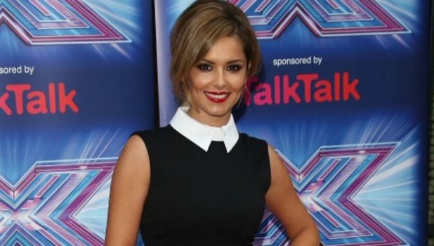Cheryl Cole at X Factor Press Launch held at the Ham Yard Hotel - Arrivals, 27 August 2014