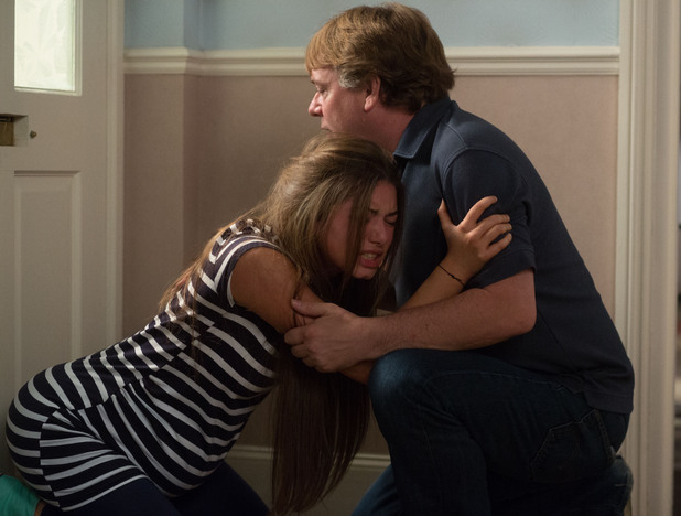 EastEnders, Cindy in labour, Thu 28 Aug