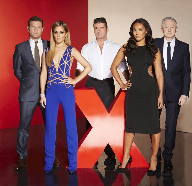 The X Factor, Sat 30 Aug