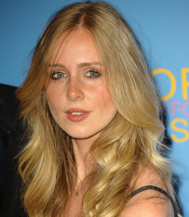 Diana Vickers, 'Hector and the Search for Happiness' - UK premiere at the Empire in Leicester Square - Arrivals, 13 August 2014