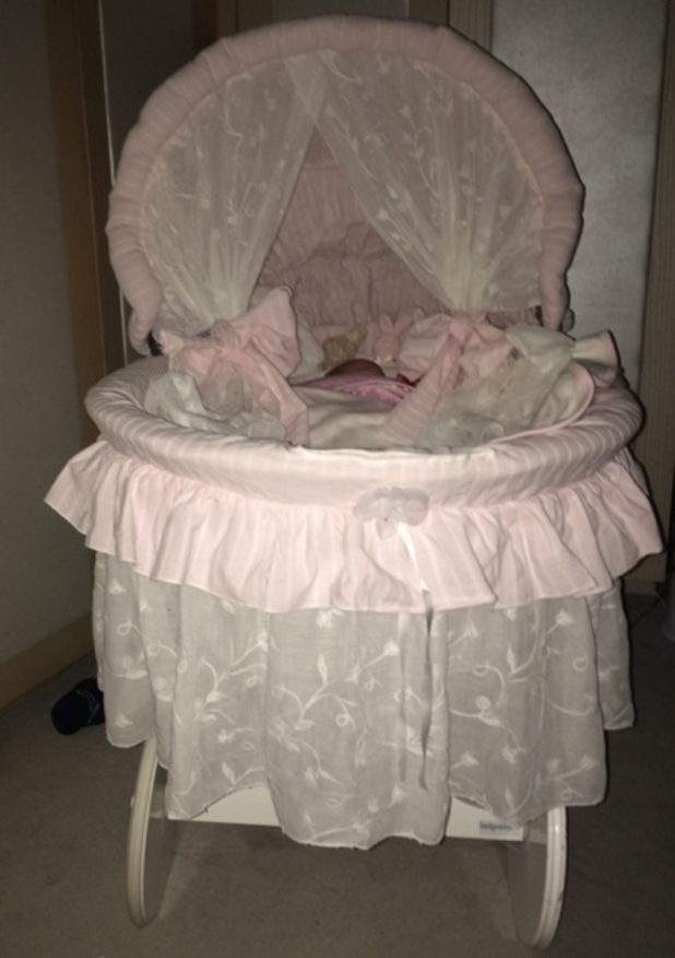Katie Price shares the first picture of her baby daughter - 28 August 2014