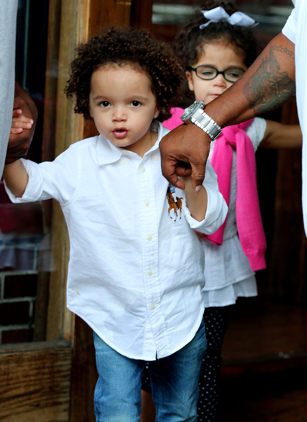 Mariah Carey Kids Mariah Carey, Nick Can...