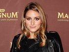 Olivia Palermo elegant in all-black outfit after launching own shoe line