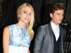 Pixie Lott and Oliver Cheshire make a glam pair at Scottish Fashion Awards