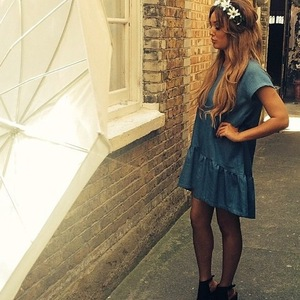 Charlotte Crosby models own collection for InTheStyle.co.uk 1 September