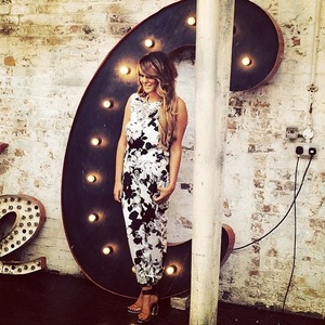Charlotte Crosby models own collection for InTheStyle.co.uk 25 August