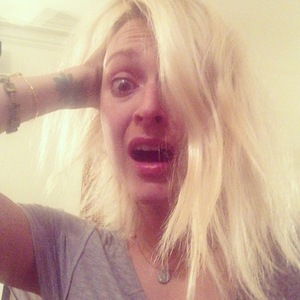 Fearne Cotton on her last day as a 32-year-old, Instagram 2 September