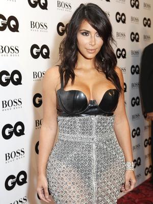 Kim Kardashian, GQ Men of the Year Awards in association with Hugo Boss, Royal Opera House, London, Britain - 02 Sep 2014