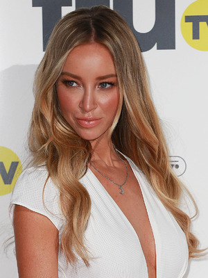 Lauren Pope, truTV launch party at the Old Truman Brewery - Arrivals, 31 July 2014