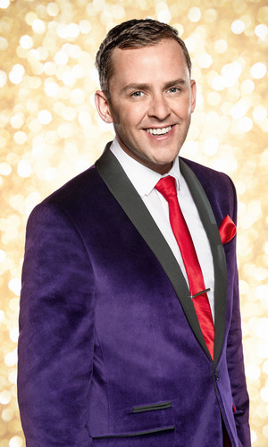 Strictly Come Dancing 2014 lineup: Scott Mills