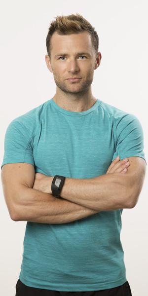Harry Judd, photocall for Epson heart activity trackers September