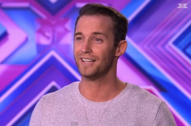 Jay James Picton auditions for The X Factor - 30 September 2014