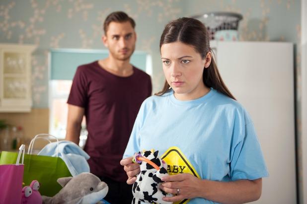 Hollyoaks, Freddie wants a paternity test, Mon 8 Sep