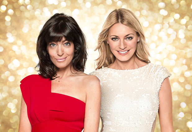 Strictly Come Dancing, Tess and Claudia, Sun 7 Oct