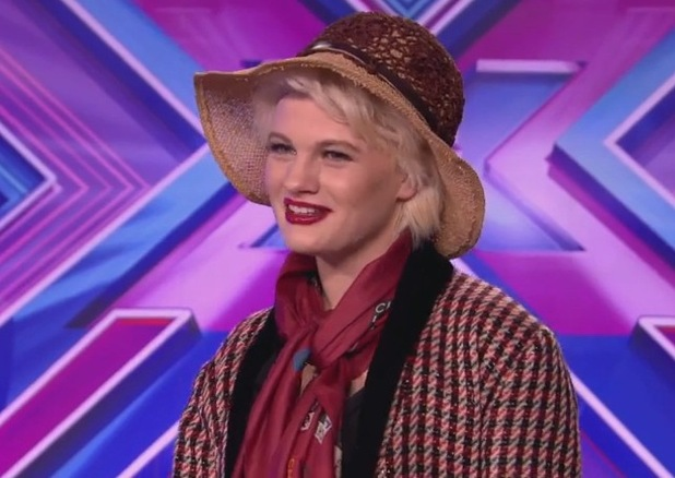 Chloe Jasmine auditions for The X Factor in 2006 - 1 September 2014