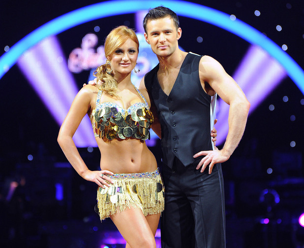 Aliona Vilani, Harry Judd, 'Strictly Come Dancing' Live Tour - Photocall, Birmingham January 2012