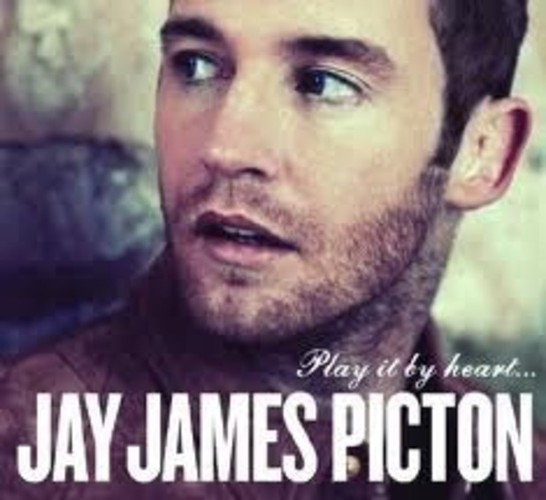 Jay James Picton's 2012 album Play It By Heart - 1 September 2014