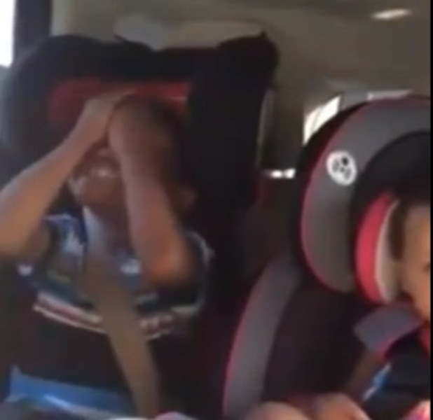 Little boy goes mad at his mum for getting pregnant again